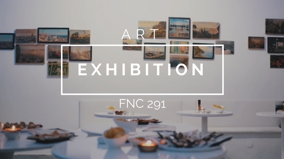 ART EXHIBITION AT FNC 291