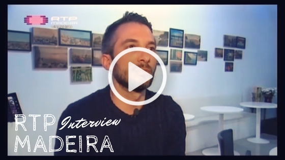 TV Interview |  RTP Madeira (Portugal) + BIG BONUS