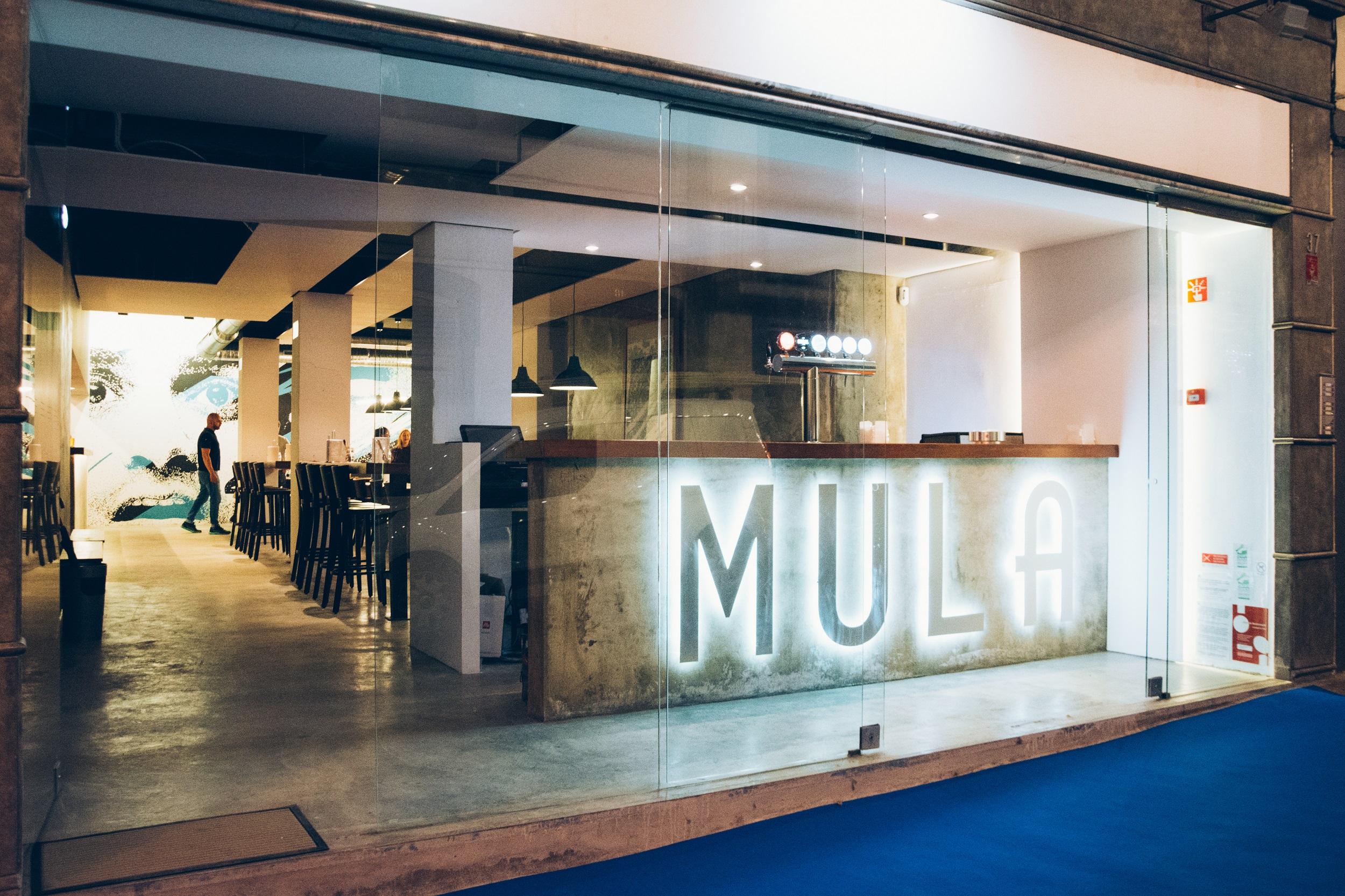 Photo shooting for MULA restaurant By Benjamin BEGIN