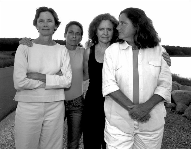the four sisters Brown - 2005