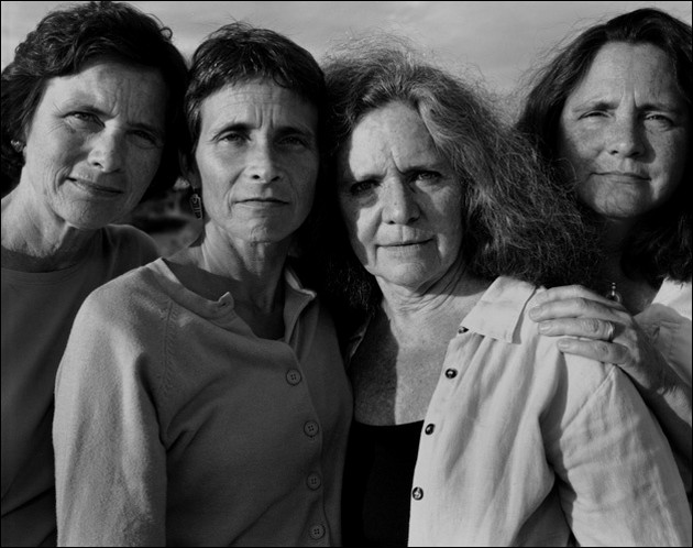 the four sisters Brown - 2007