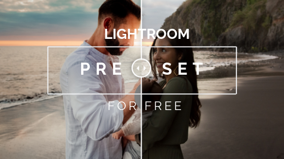 Get my fav' Lightroom Preset… for FREE