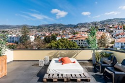 Top 1 AirBnb in Funchal - Hillside's Red Rooftops